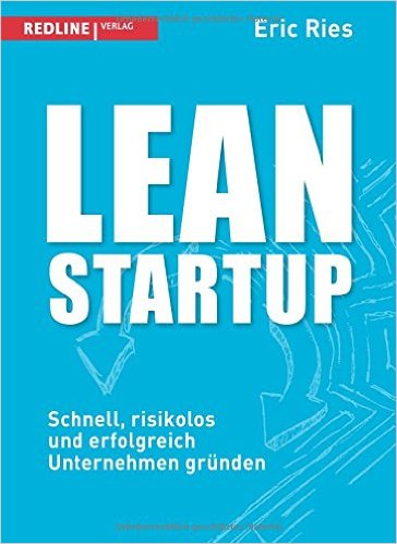 Cover Lean Startup-Buch