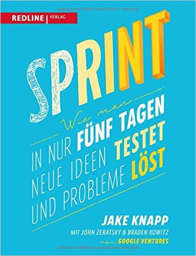 Cover Sprint-Buch