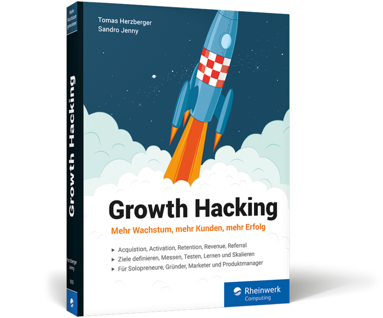 Cover Growth Hacking Buch